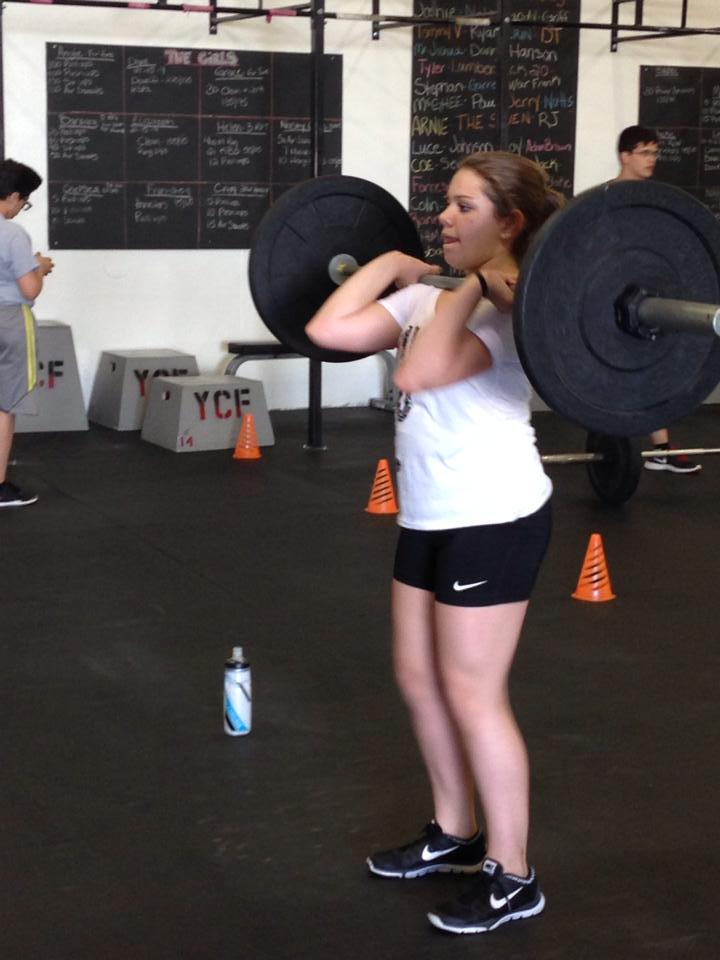 Yorkville crossfit